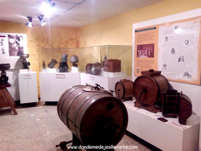 Museo Etnográfico de la Lechería
