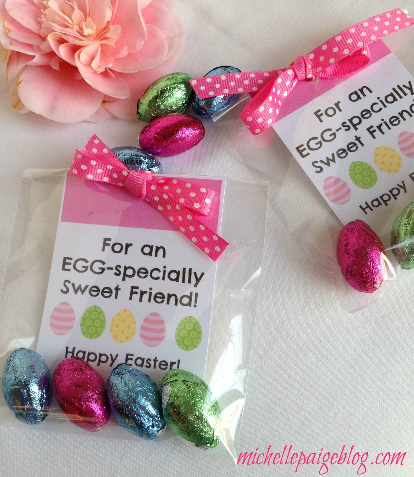 Michelle paige blogs easter favors for teachers friends and family negle Image collections