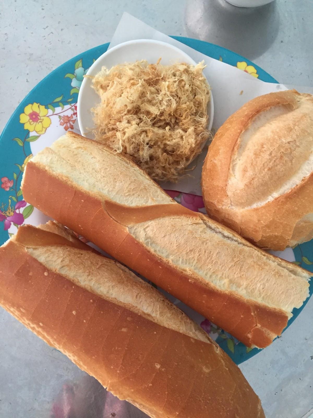 Adrienne nguyen_Invictus_Best Bread in the World_Da Nang Baguettes_Bread in Vietnam_Pork Floss