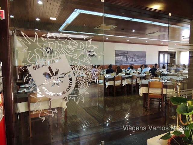 Restaurante Pedro dos Leitões, Mealhada
