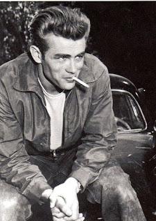 James Dean influenciou a moda masculina nos anos 50