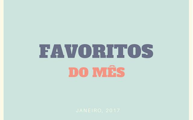 Untitled 1 - Favoritos de Janeiro