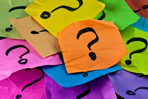 Interrogações úteis para perguntas e curiosidades