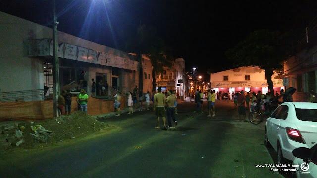 Insegurança: Banco do Brasil de Goiana novamente é alvo de ataques