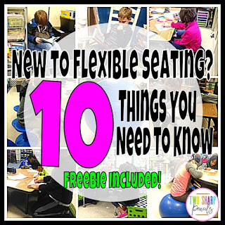 10 things to know about flexible seating