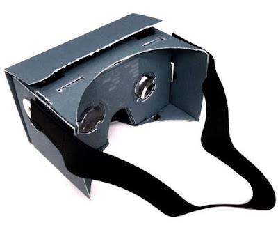 Headset Virtual Reality murah