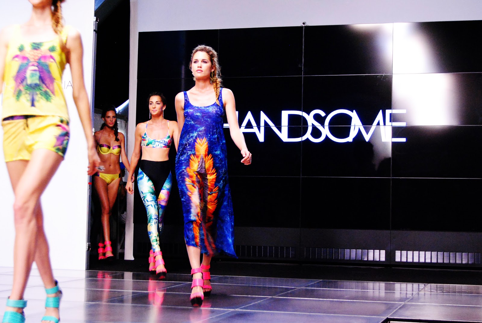 moda calida, gran canaria fashion week, gcmc, gcmodacalica2014, we are handsome, swimwear