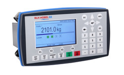 force weight load cell process instrument