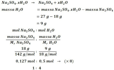 Senyawa Hidrat