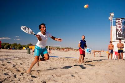 Tenis pantai
