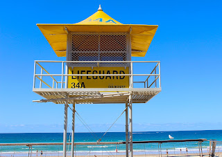Lifeguard Tower 34A Surfers Paradise