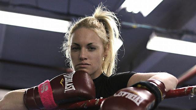 heather hardy womens boxing gleasons gym