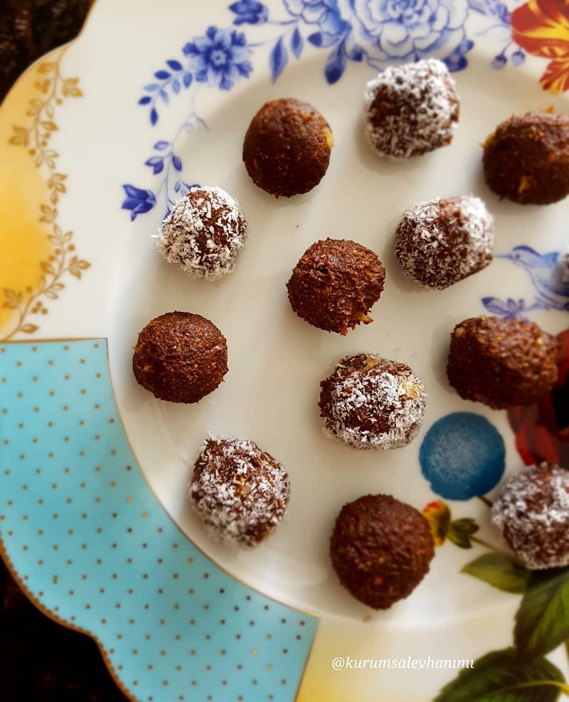 şekersiz kolay tatlılar