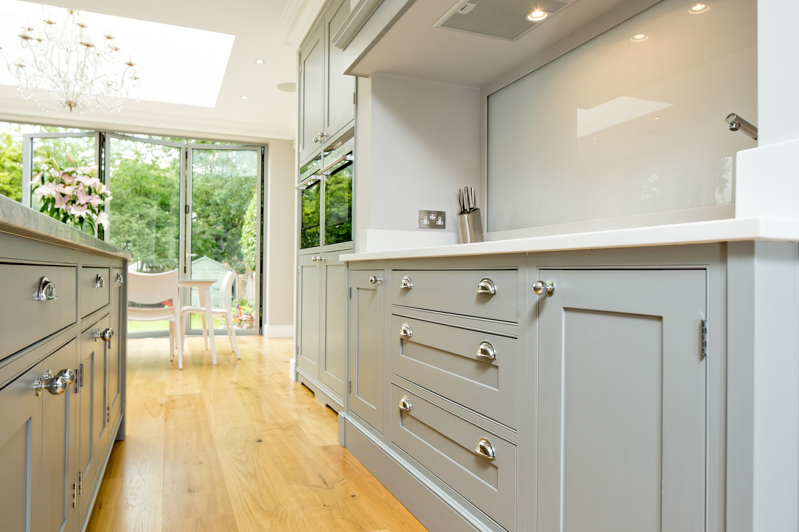 Grey Kitchen Units What Colour Floor