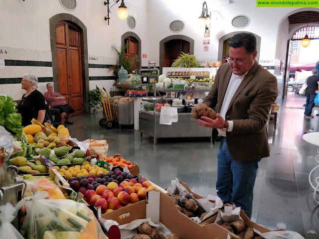 """Aguiar: """"Pedro Sánchez solo sabe sembrar incertidumbre e indignación en los campos de Canarias"""""""