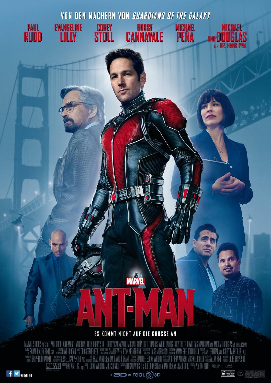 Ant-Man มนุษย์มดมหากาฬ [HD][พากย์ไทย]