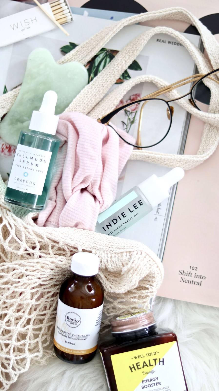 best all natural skincare products from the true beauty talk
