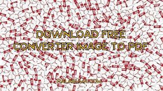 Aplikasi Converter Gambar Menjadi File PDF