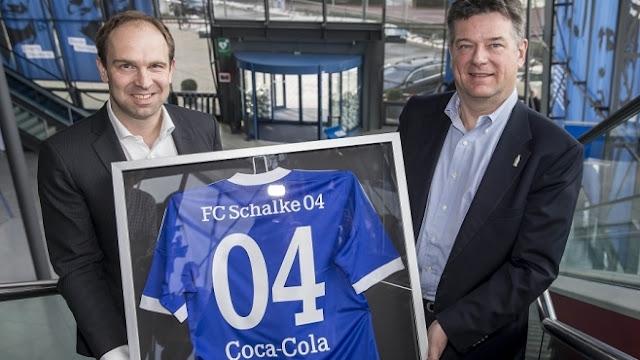 Coca Cola renueva con el Schalke