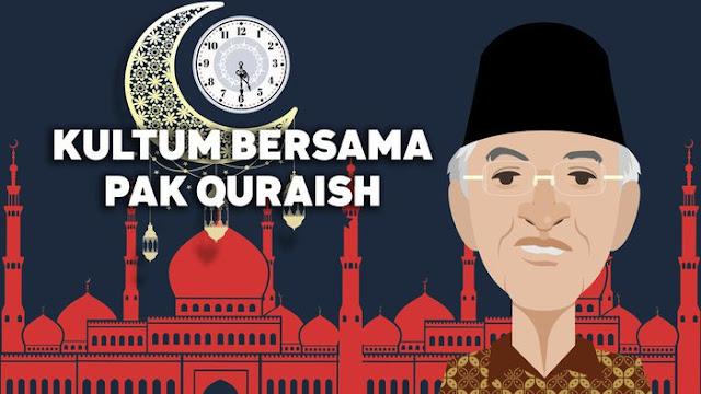 Kultum Bersama Quraish Shihab