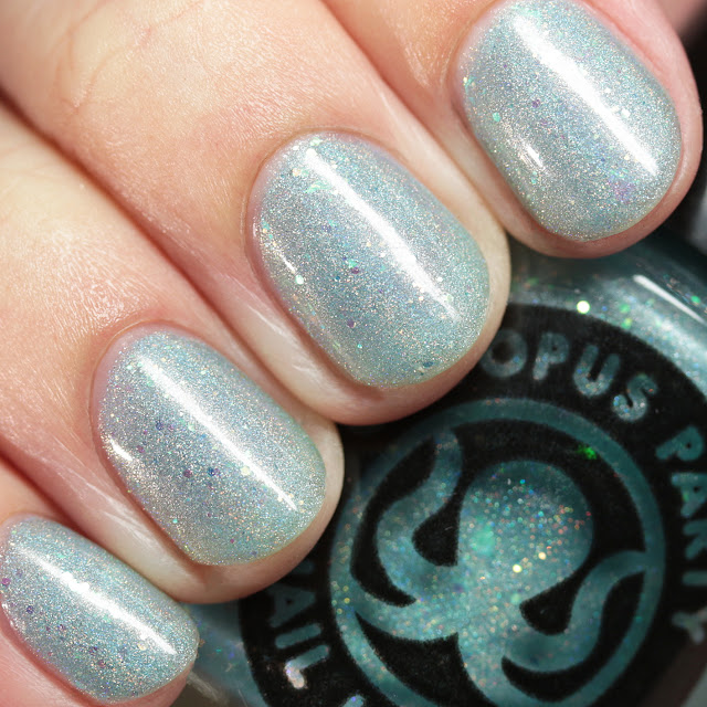 Octopus Party Nail Lacquer Octopus Prime