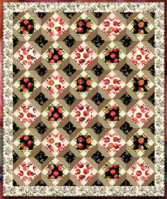 Quilt Inspiration Free Pattern Day Apple Quilts