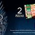 2 pizzas Buitoni, 2 meses gratis de HBO, ¿quien no quiere eso?