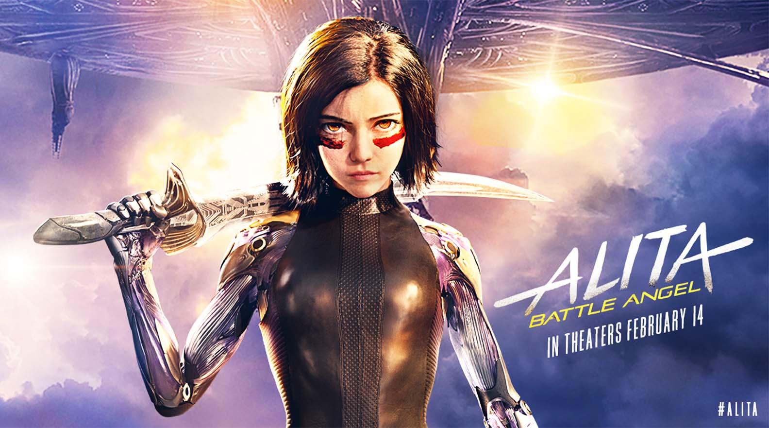 Alita Battle Angel Torrent Movie Download 2019
