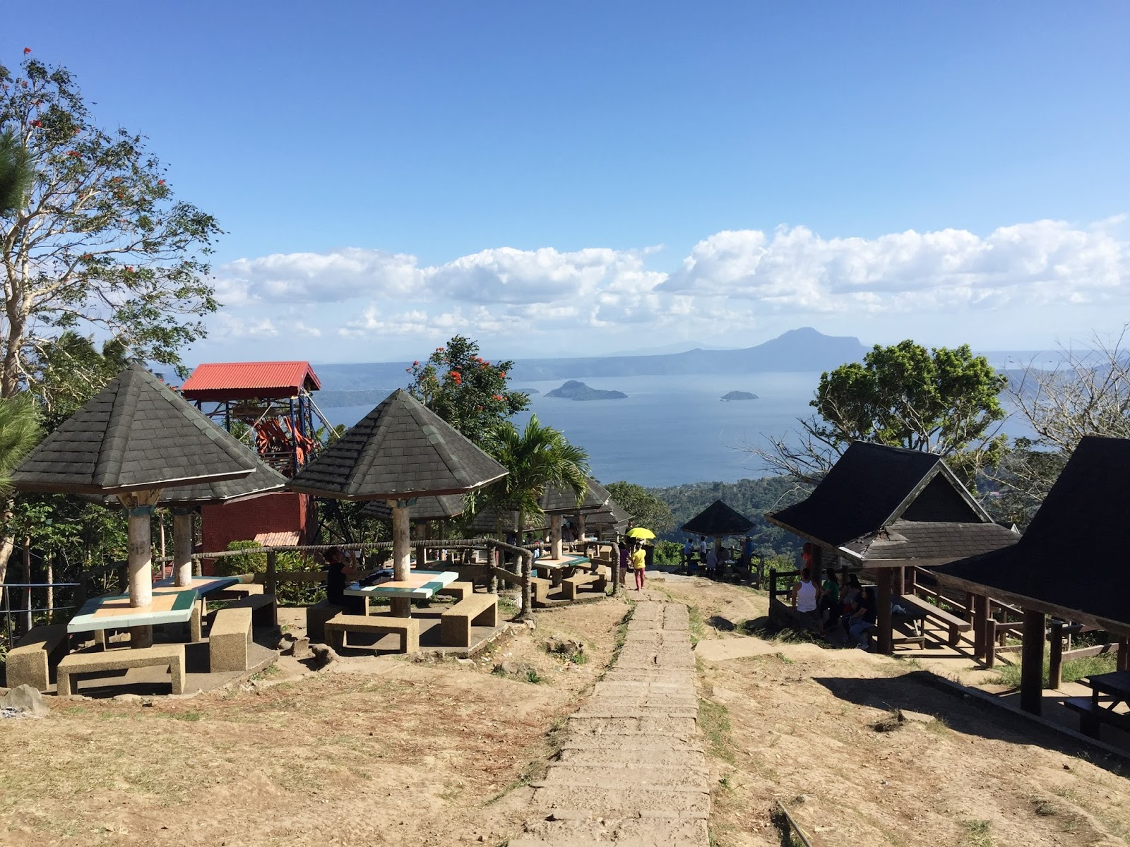 perfect place to relax in tagaytay philippines