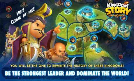 Download Kingdom Story Brave Legion Mod v2.01 Unlimited Apk Android Terbaru Gratis