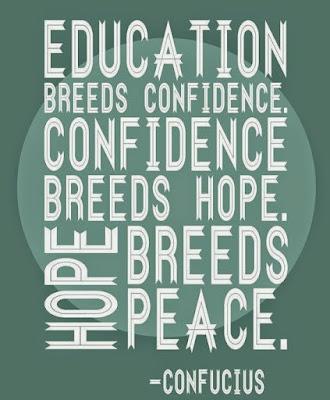 Poster Bahasa Inggris Tentang Pendidikan
