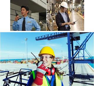 Cung cấp bộ đàm icom cho công trường xây dựng