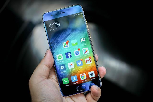 Mungkin sudah cukup lama setelah peluncuran di asal negaranya Tiongkok Review Xiaomi MI 6 Si Kecil Yang Menawan