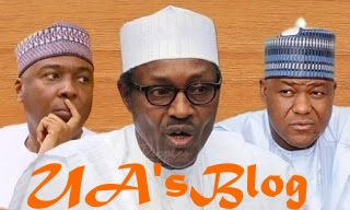 2019: 46 APC Senators, 10 PDP's Gang Up Against Saraki, Dogara's Plot To Disgrace Buhari Out of Office
