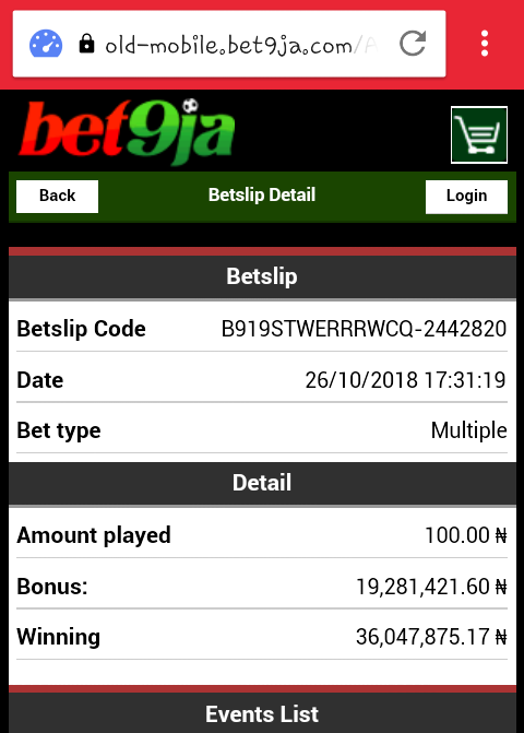 Chronicles: Until I Won N43m From Bet9ja My Girlfriend Who