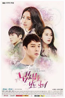 SINOPSIS Tentang The Girl Who Sees Smells Episode 1 - Terakhir