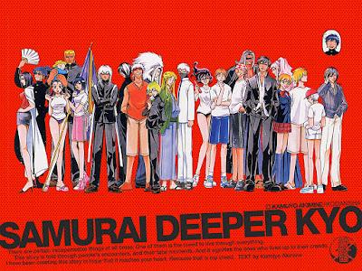 Samurai Deeper Kyou Batch Sub Indo