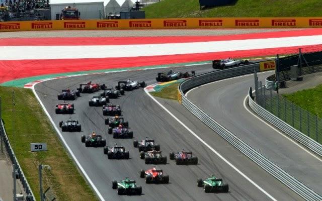Jadwal Lengkap dan Klasemen F1 2014