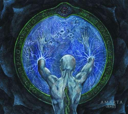 ACHERONTAS: Τίτλος, εξώφυλλο και tracklist του επερχόμενου album