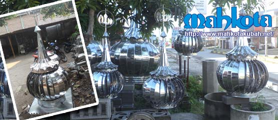 Stainless Kincir Angin