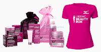 Logo Partecipa a Lierac Beauty Run e ricevi il Race Kit di prodotti