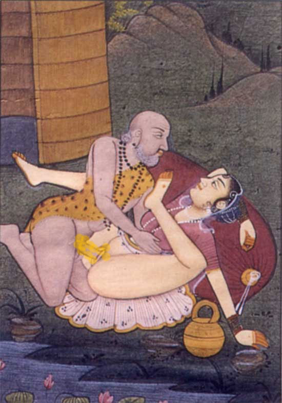 The true story on tantra