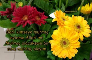 türkçe dualar