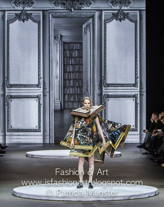 Viktor & Rolf at Amsterdam Fashion Week