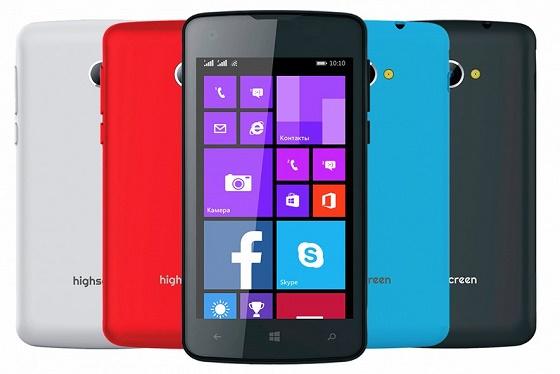 Обзор смартфона Highscreen WinJoy