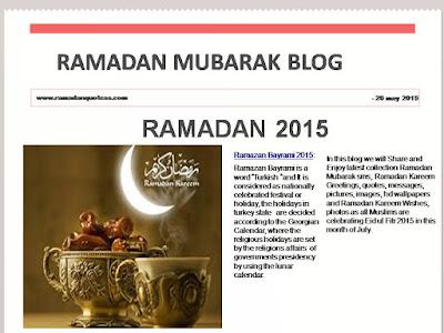 Ramadan Mubarak wishes For Massages: ramadan mubarak blog