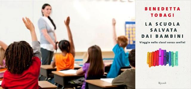 La-scuola-salvata-dai-bambini-Benedetta-Tobagi-recensione