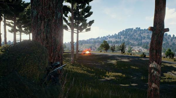 Player's Unknown's Battlegrounds añadirá próximamente un modo en primera persona