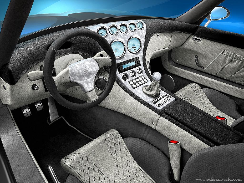Car Interior Design: Latest Car Magazine