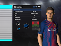 Option File PES 2017 Terbaru untuk PTE Patch 6.1 update 7/1/2018